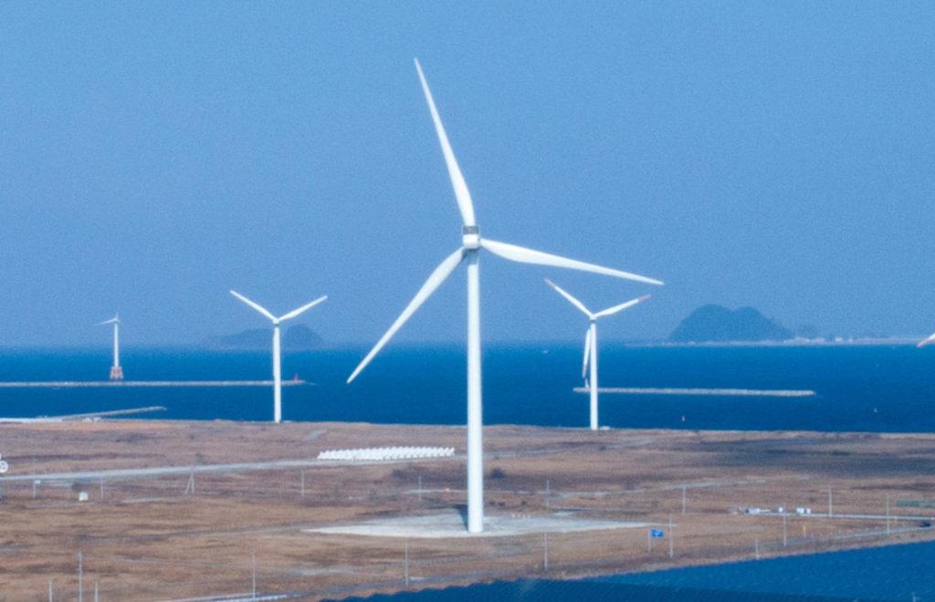 風力発電響灘地区 株式会社「北拓」様のPRを行いました。